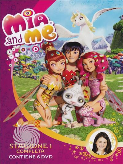 Mia and me - DVD - Stagione 1 - thumb - MediaWorld.it