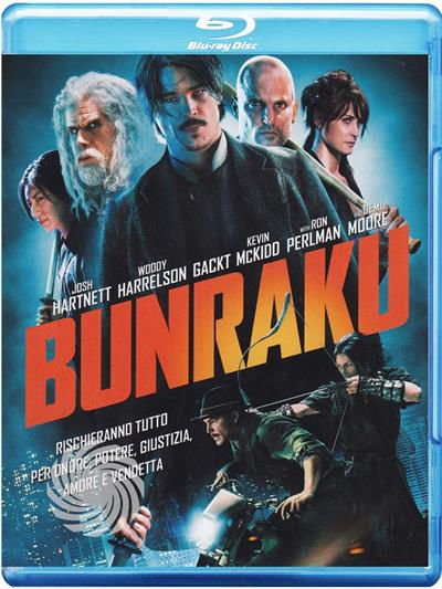 Bunraku - Blu-Ray - thumb - MediaWorld.it