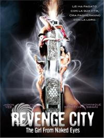 Revenge city - The girl from the naked eyes - DVD - thumb - MediaWorld.it
