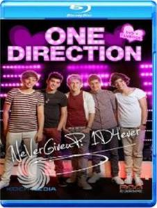 One Direction - NeVerGiveuP: 1D4ever - Blu-Ray - thumb - MediaWorld.it