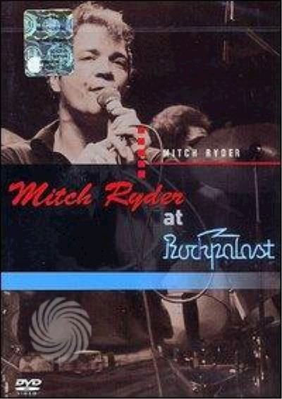 RYDER MITCH - AT ROCKPALAST - DVD - thumb - MediaWorld.it