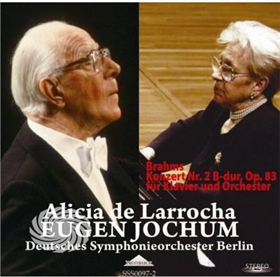 Jochum & Larrocha - Concerto Pour Piano 2 - CD - thumb - MediaWorld.it