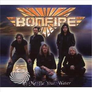 Bonfire - Let Me Be Your Water - CD - thumb - MediaWorld.it