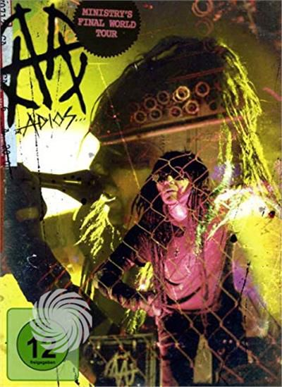 MINISTRY - ADIOS...PUTA MADRES - DVD - DVD - thumb - MediaWorld.it