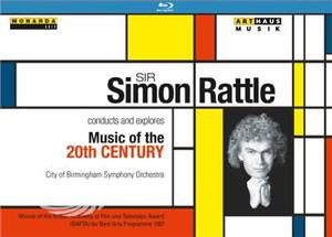SIR SIMON RATTLE CONDUCTS AND EXPLORES MUSIC OF TH - Blu-Ray - thumb - MediaWorld.it