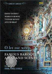 O LET ME WEEP - FAMOUS BAROQUE ARIAS AND SCENES - DVD - thumb - MediaWorld.it