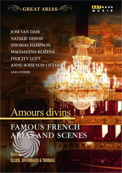 AMOURS DIVINS! (ARIE E SCENE CELEBRI) - DVD - thumb - MediaWorld.it