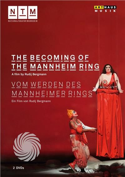 BECOMING OF THE MANNHEIM RING (THE) - DVD - thumb - MediaWorld.it