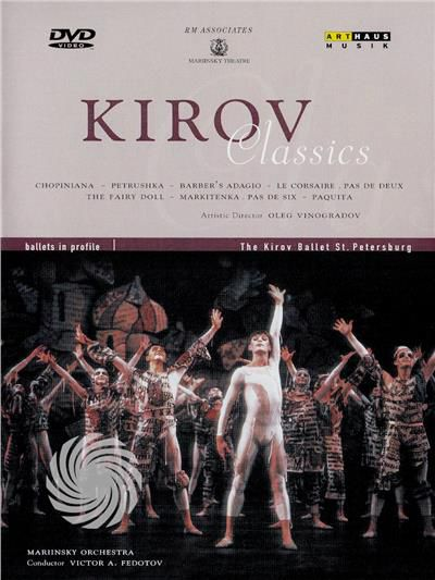 KIROV CLASSICS - DVD - thumb - MediaWorld.it