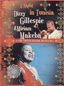Dizzy Gillespie & Miriam Makeba with the United Nation Orchestra - A night in Tunisia - DVD - thumb - MediaWorld.it