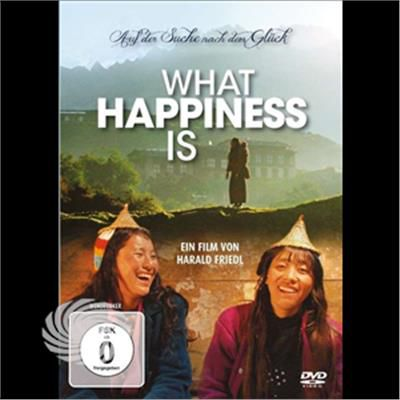 Movie-What Happiness Is - DVD - thumb - MediaWorld.it