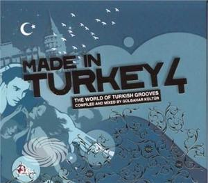 V/A - MADE IN TURKEY 4 - CD - thumb - MediaWorld.it