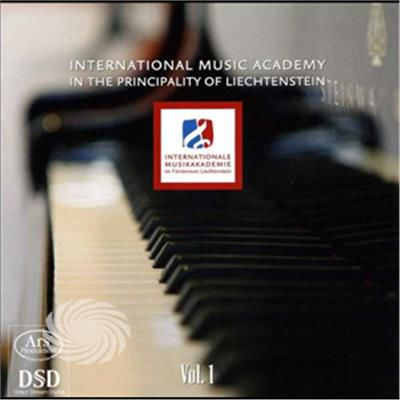 Rheinberger / Rachmaninow / Kapustin - International Music Academy In The Principality Of - SACD - thumb - MediaWorld.it