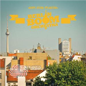 BERLIN BOOM ORCHESTRA - KOPF, STEIN, PFLASTER - CD - MediaWorld.it