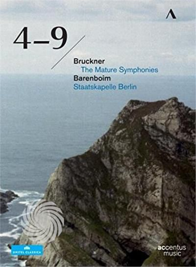 ANTON BRUCKNER-SINFONIE NN.4, 5, 6, 7, 8, 9 - DVD - thumb - MediaWorld.it