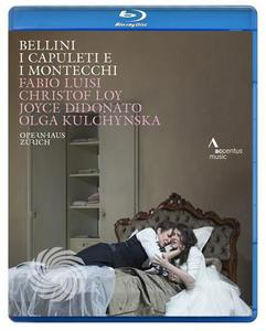 VINCENZO BELLINI-I CAPULETI E I MONTECCHI - Blu-Ray - thumb - MediaWorld.it
