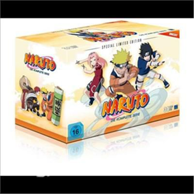 Movie-Naruto - Special Ltd.edit - DVD - thumb - MediaWorld.it