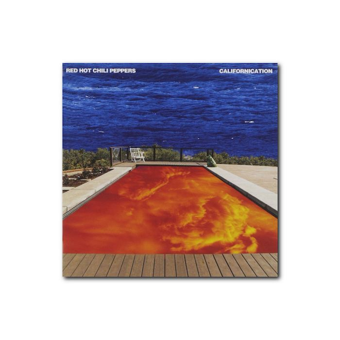 Red Hot Chili Peppers - Californication - thumb - MediaWorld.it