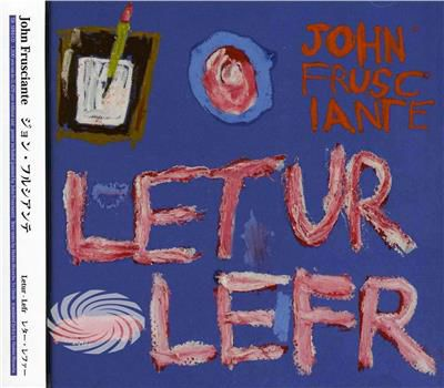 Frusciante,John - Letur-Lefr - CD - thumb - MediaWorld.it