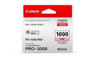 CANON INK PFI-1000 FOTO MAGENTA - thumb - MediaWorld.it