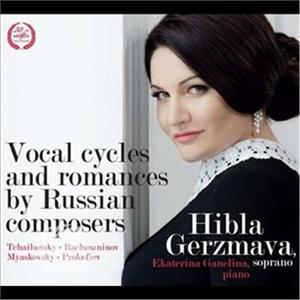 Tchaikovsky / Rachmaninov - Vocal Cycles & Romances By Russian Composers - CD - thumb - MediaWorld.it