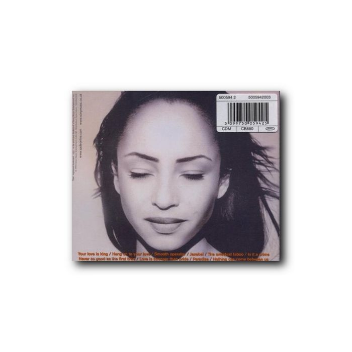 Sade - The best of - thumb - MediaWorld.it