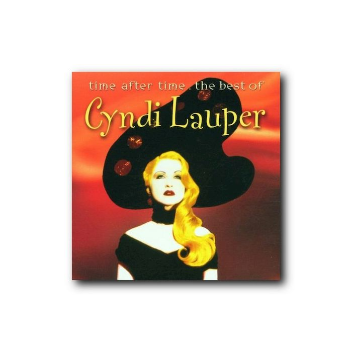 Lauper Cyndi - Time After Time: The Best Of - thumb - MediaWorld.it