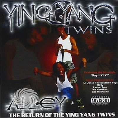 Ying Yang Twins - Alley Return Of - CD - thumb - MediaWorld.it