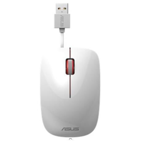 ASUS MOUSE UT300 WHITE-RED - thumb - MediaWorld.it