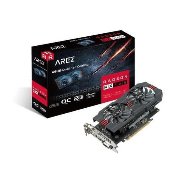 ASUS AREZ-RX560-O2G-EVO - thumb - MediaWorld.it