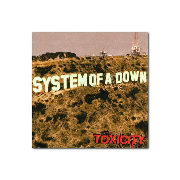 System of a Down - Toxicity - thumb - MediaWorld.it