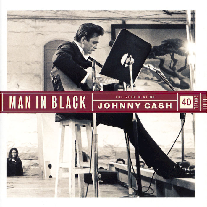 Johnny Cash - Man In Black - The Very Best Of - thumb - MediaWorld.it