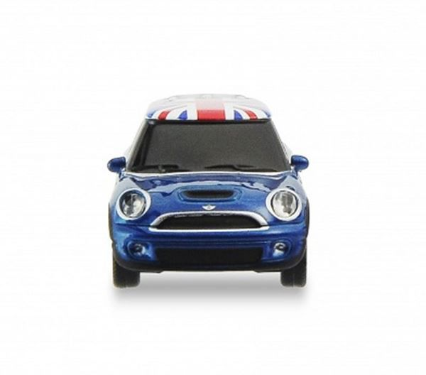 REDLINE USB MINI COOPER S UK BLUE - thumb - MediaWorld.it