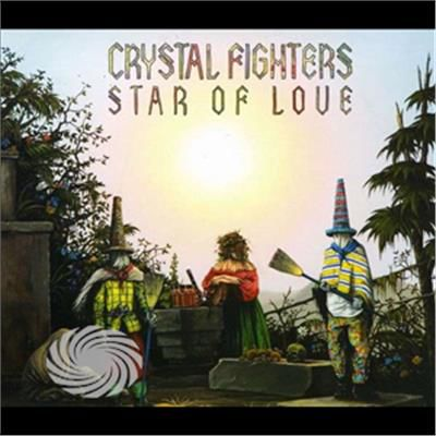 Crystal Fighters - Star Of Love - CD - thumb - MediaWorld.it
