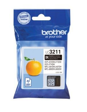 BROTHER TINTA NEGRO DCPJ772DW/MFC - thumb - MediaWorld.it