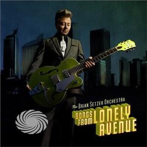Setzer,Brian - Songs From Lonely Avenue - CD - thumb - MediaWorld.it