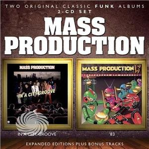 Mass Production - In A City Groove / 83 - CD - thumb - MediaWorld.it