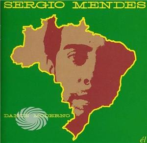 Mendes,Sergio/Ed Lincoln - Dance Moderno/Orgao Espectacular - CD - thumb - MediaWorld.it