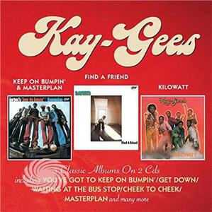 Kay-Gees - Keep On Bumpin & Masterplan / Find A Friend / Kilo - CD - MediaWorld.it