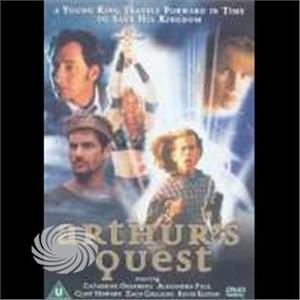 Arthur'S Quest-Arthur'S Quest - DVD - thumb - MediaWorld.it