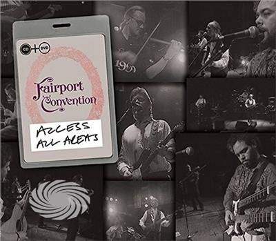 Fairport Convention - Access All Areas - CD - thumb - MediaWorld.it