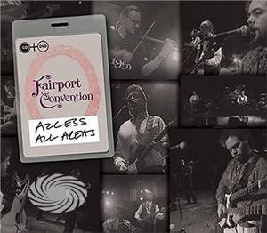 Fairport Convention - Access All Areas - CD - MediaWorld.it