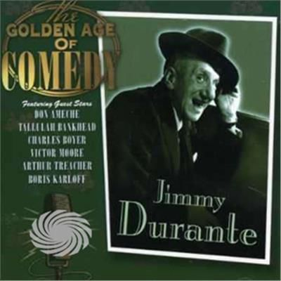 Durante,Jimmy - Golden Age Of Comedy - CD - thumb - MediaWorld.it