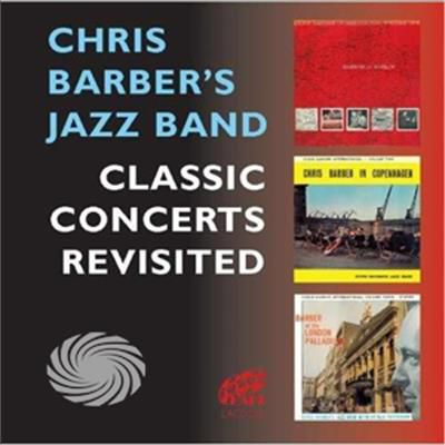 Barber's,Chris Jazz Band - Classic Concerts Revisited - CD - thumb - MediaWorld.it