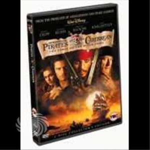 Movie-Pirates Of The Caribbean: The - DVD - thumb - MediaWorld.it