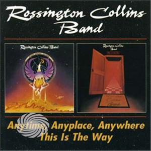 Rossington-Collins Band - Anytime Anyplace Anywhere/This Is The Way - CD - thumb - MediaWorld.it