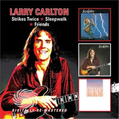 Carlton,Larry - Strikes Twice Sleepwalk Friends - CD - thumb - MediaWorld.it