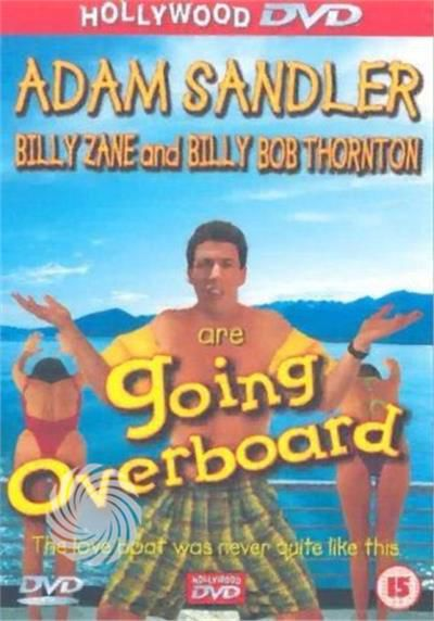 Going Overboard-Going Overboard - DVD - thumb - MediaWorld.it