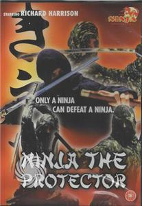 Ninja The Protector-Ninja The Prote - DVD - thumb - MediaWorld.it