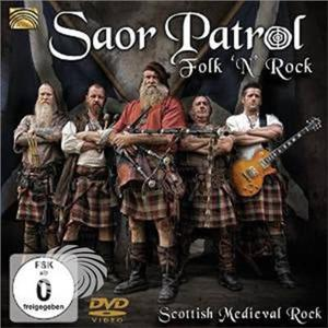 Saor Patrol - Folk 'n' rock - Scottish medieval - DVD - thumb - MediaWorld.it